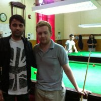 Helping Put Barcelona On The Snooker Map